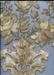 Italian Touch Wallpaper Damasco Rosita 18424 By Sirpi For Dixons Exclusive